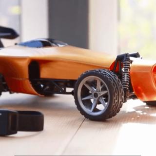 Miniatures de voitures télécommandées - image