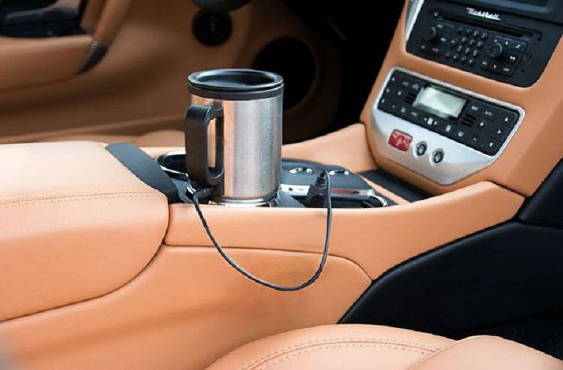 Mug isotherme pour voiture - image