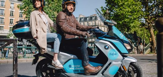Moto taxi - image